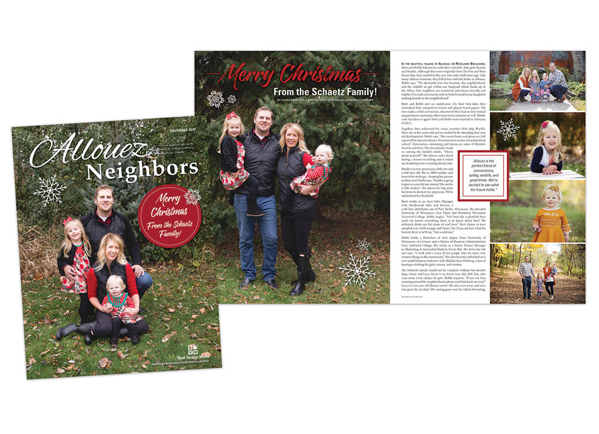 Best Version Media Allouez Neighbors: December 2017 Edition