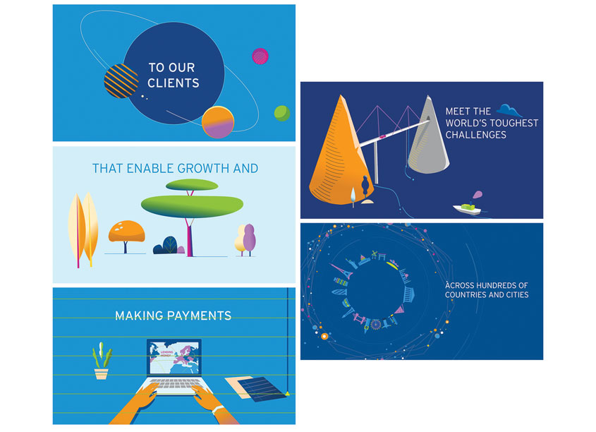 Citi's Mission and Value Proposition Animation by Citi Media Services