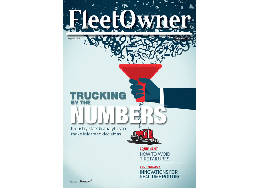Fleet Owner Magazine Trucking By The Numbers