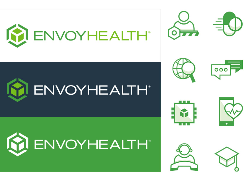 EnvoyHealth Displays by Diplomat