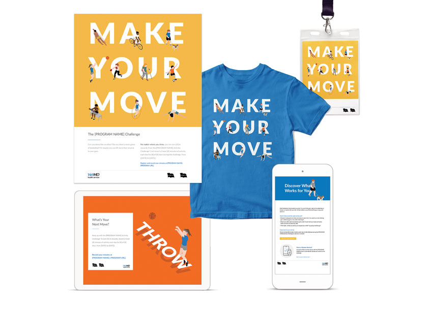 Make Your Move Activity Challenge by WebMD Health Services