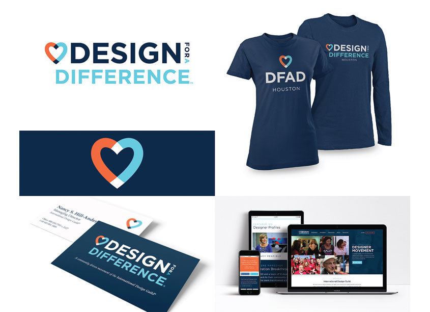 CCA Global Partners Design For A Difference Branding