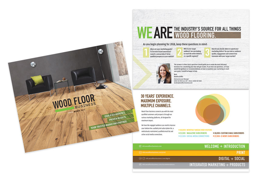 AB Media, Inc. 2018 Wood Floor Business Media Kit