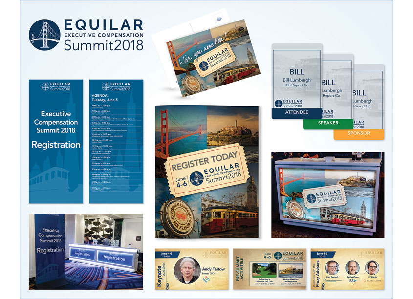 Executive Compensation Summit 2018 Campaign by Equilar, Inc.