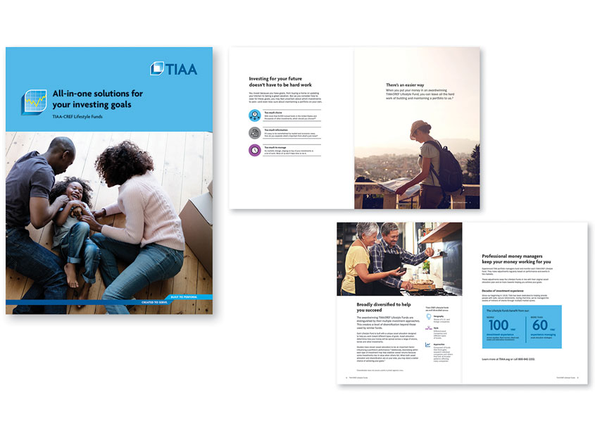 TIAA TIAA Lifestyle Funds Brochure