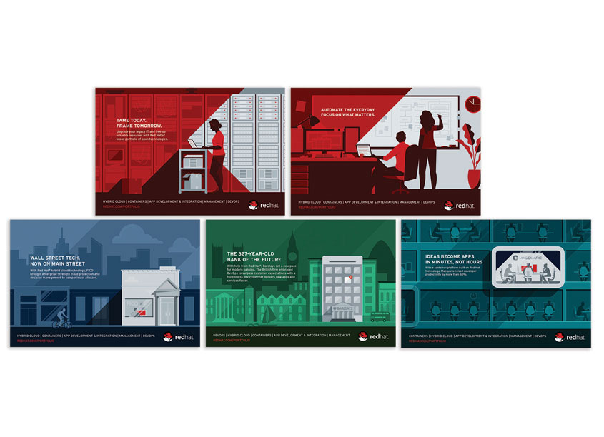 Red Hat Portfolio Awareness Campaign