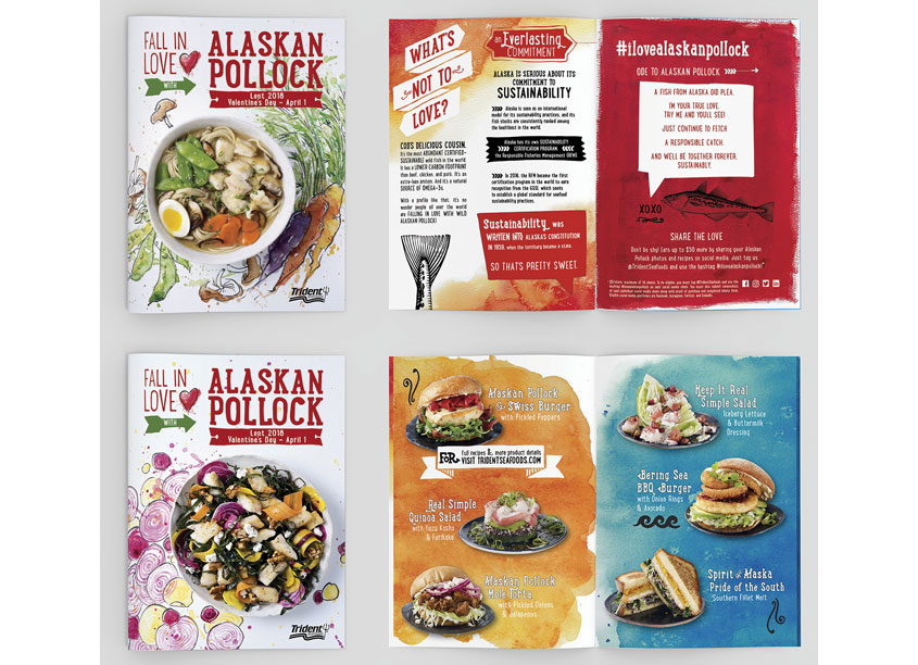 Lent Brochure 2018 by Trident Seafoods