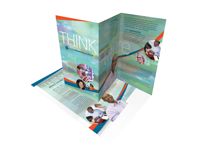 THINK Recruitment Brochure by Georgia System Operations Corporation (GSOC)