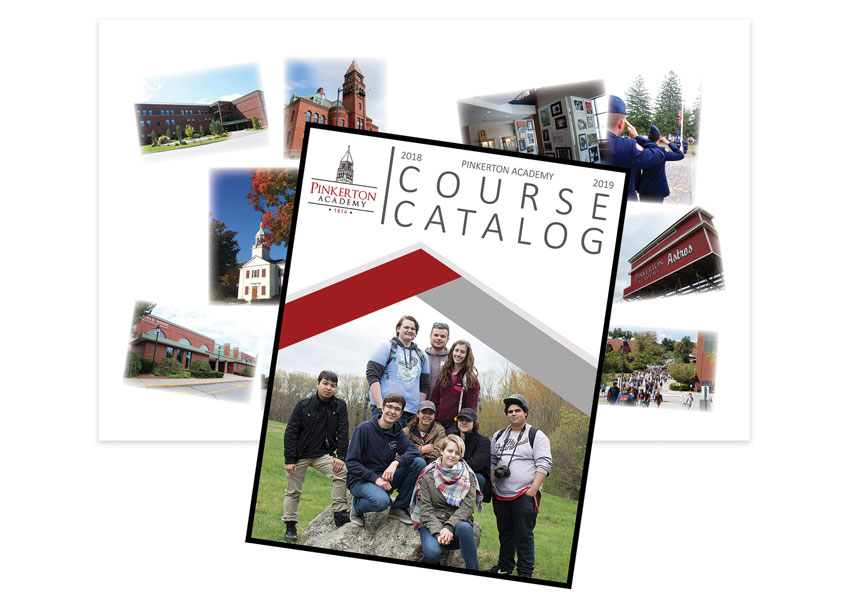 2018/2019 Course Catalog by Pinkerton Academy
