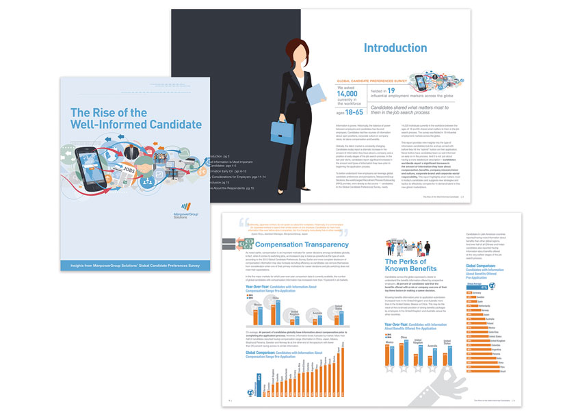 ManpowerGroup Candidate Preferences Brochure