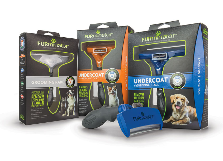 Spectrum Brands - Pet, Home & Garden Division FURminator® Brand Redesign