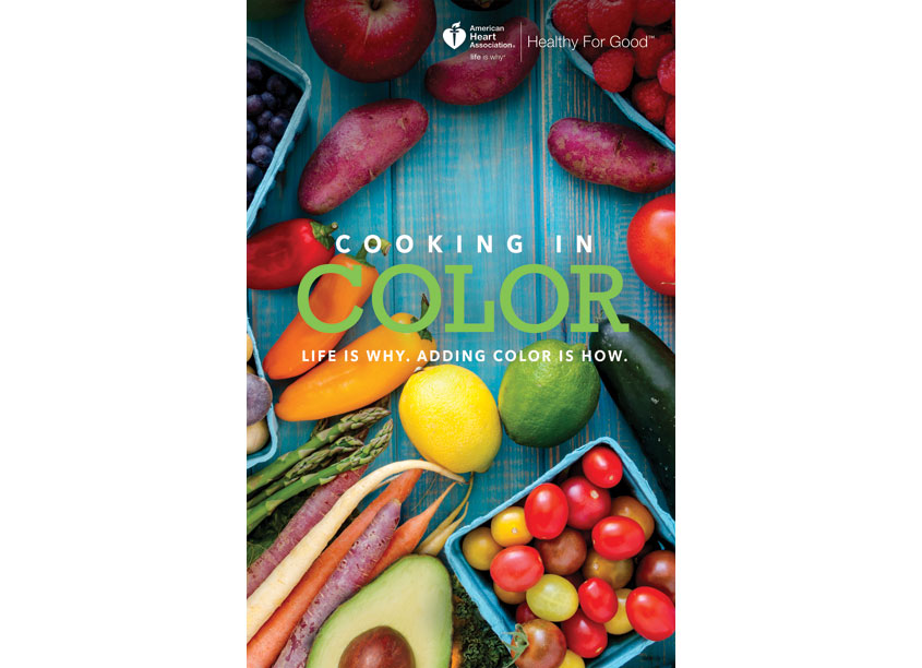 American Heart Association Cooking in Color Recipes