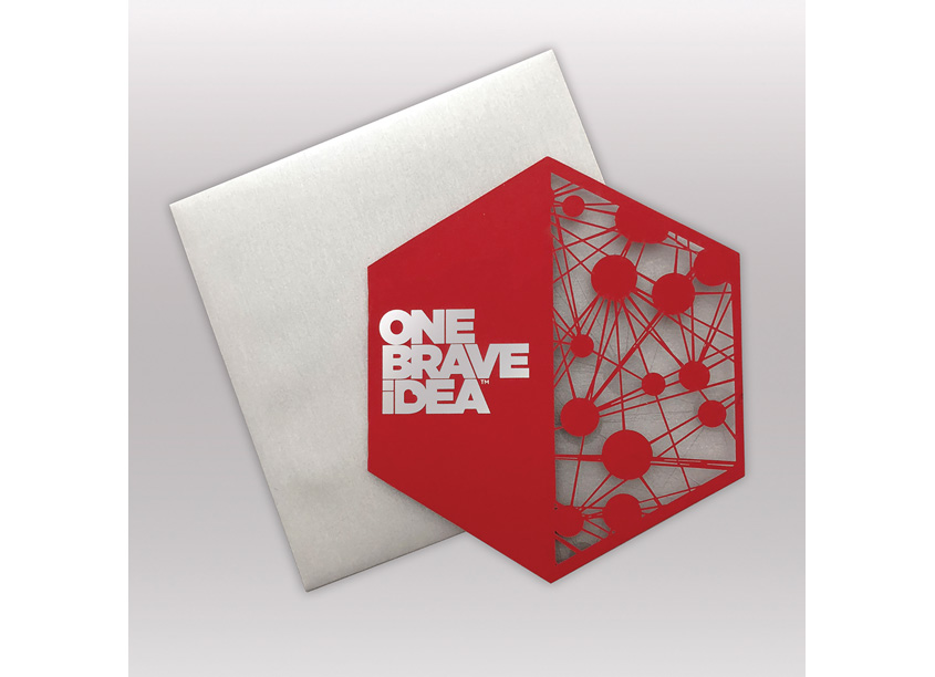 American Heart Association One Brave Idea Invitation