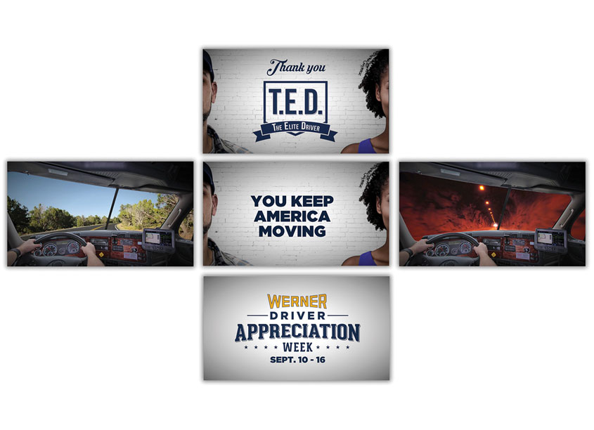 TED Keeps America Moving Video by Werner Enterprises