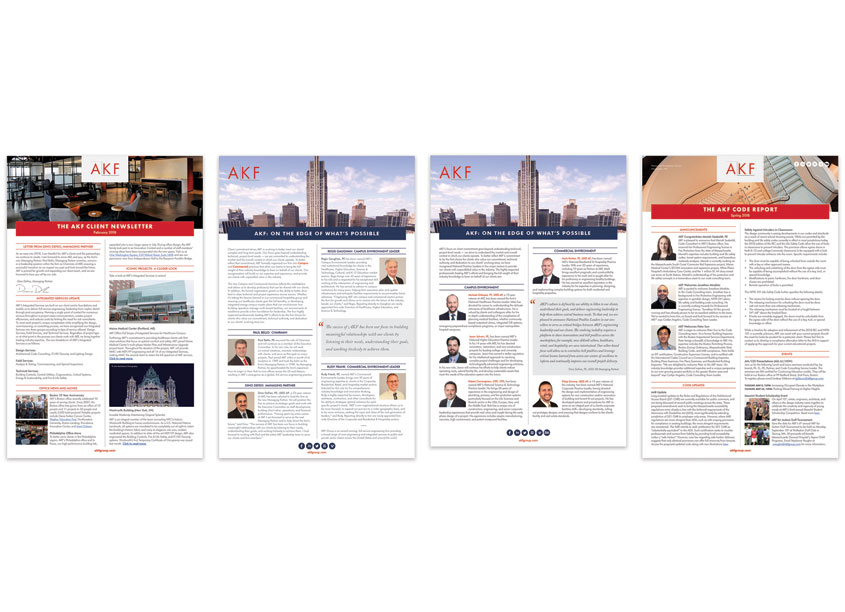 AKF Group AKF Client Newsletter Series