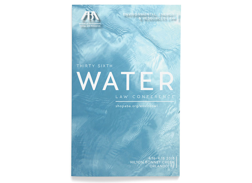 36th Water Law Conference by American Bar Association