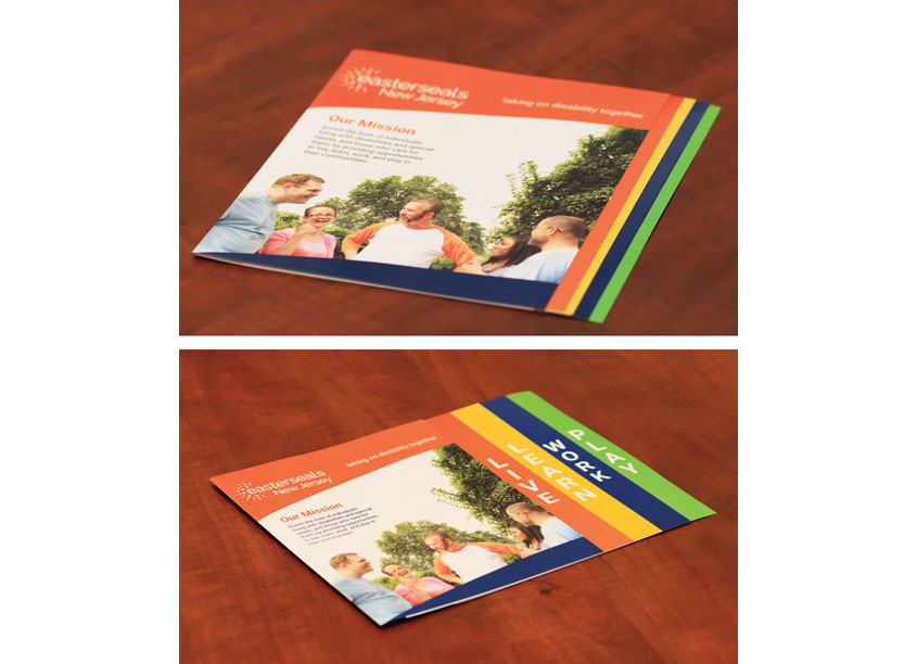 Easterseals New Jersey Service Brochure by Easterseals New Jersey