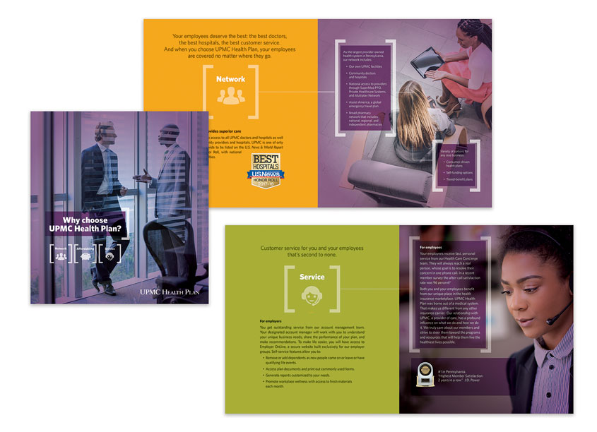 UPMC Health Plan Why Choose Brochure by UPMC Health Plan