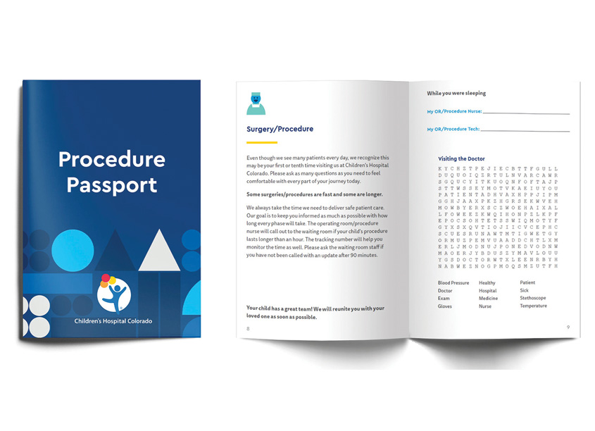 Children's Hospital Colorado Procedure Passport