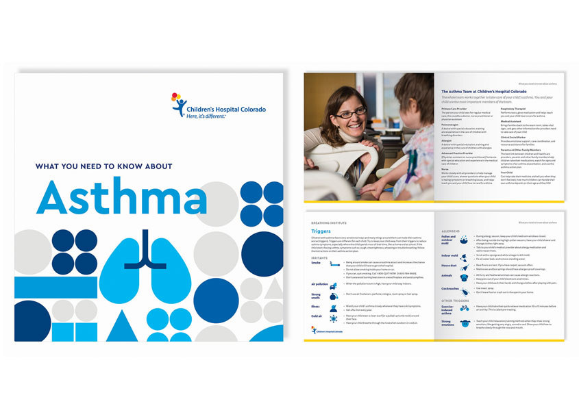 Breathing Institute, What You Need to Know About Asthma Collateral by Children's Hospital Colorado