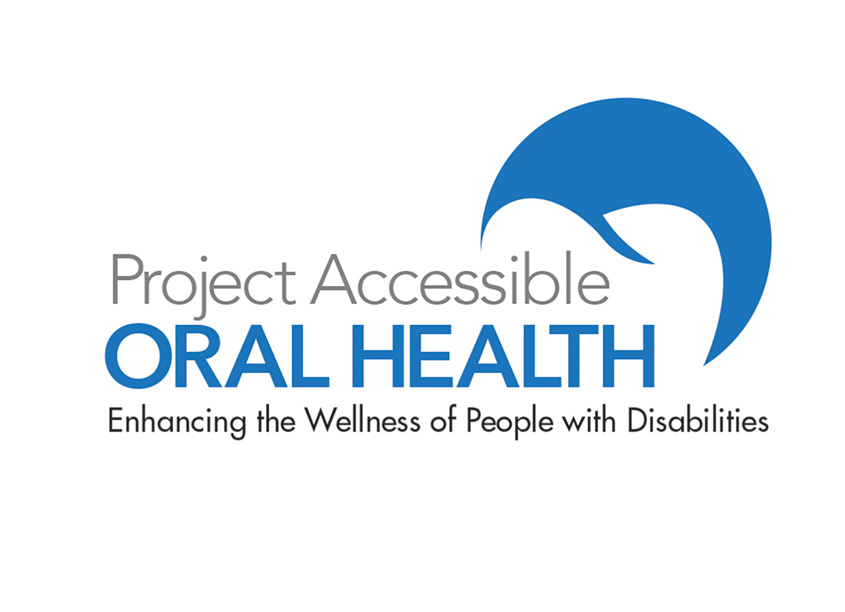 Project Accessible Oral Health Logo by Henry Schein/Schein Creative Group