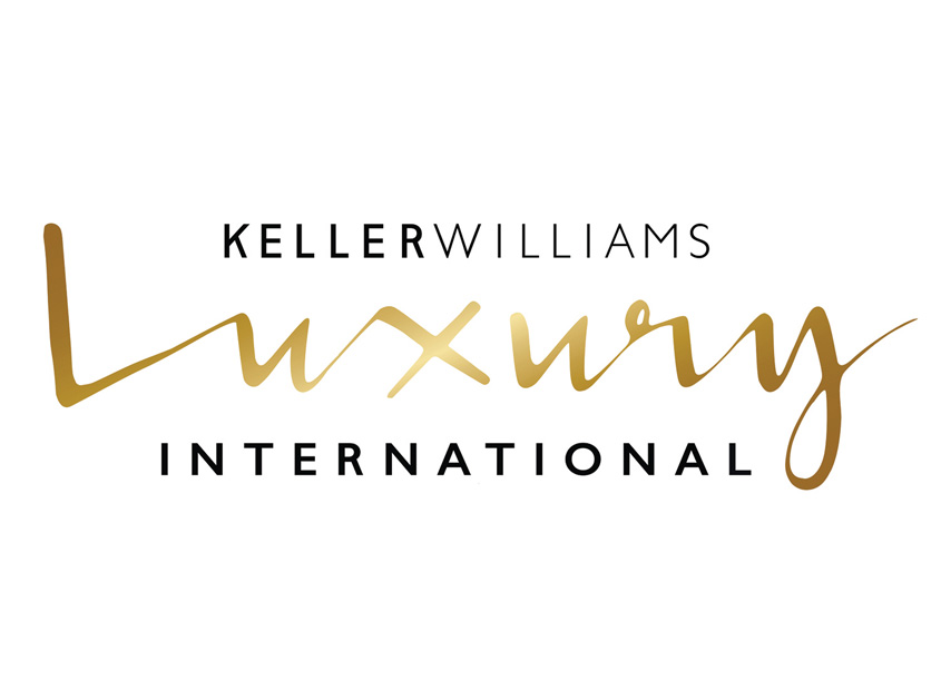 Keller Williams Luxury International Logo by Keller Williams Realty
