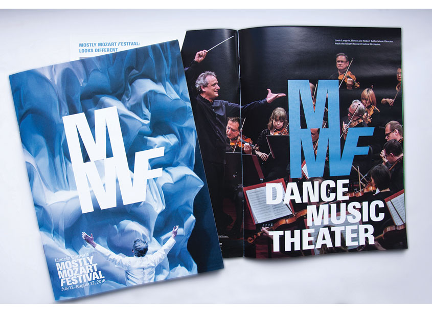 Mostly Mozart Festival Brochure 2018 by Lincoln Center for the Performing Arts