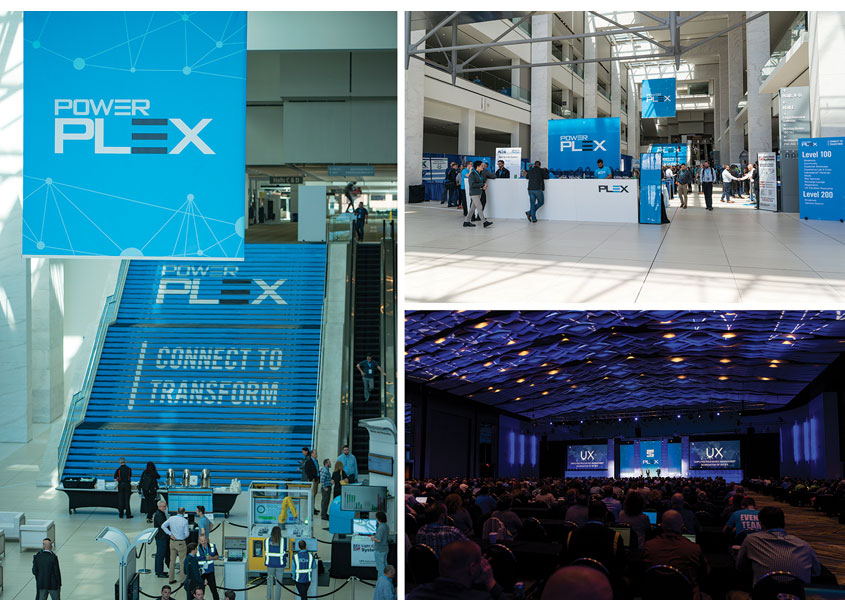 Plex Systems PowerPlex 2019 Annual User Conference Plex