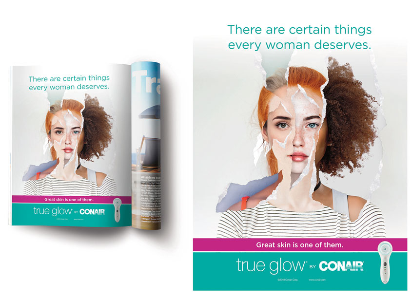 Every Woman Advertisement by Conair Corporation - Creative Services