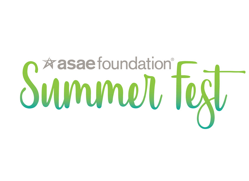 ASAE Foundation SummerFest Logo by ASAE