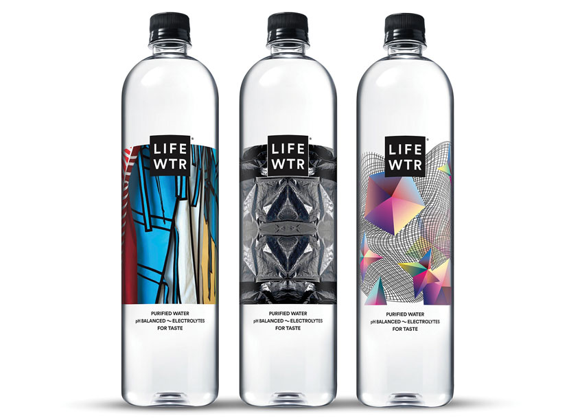 PepsiCo Design & Innovation LIFEWTR Series 6: Diversity in Design