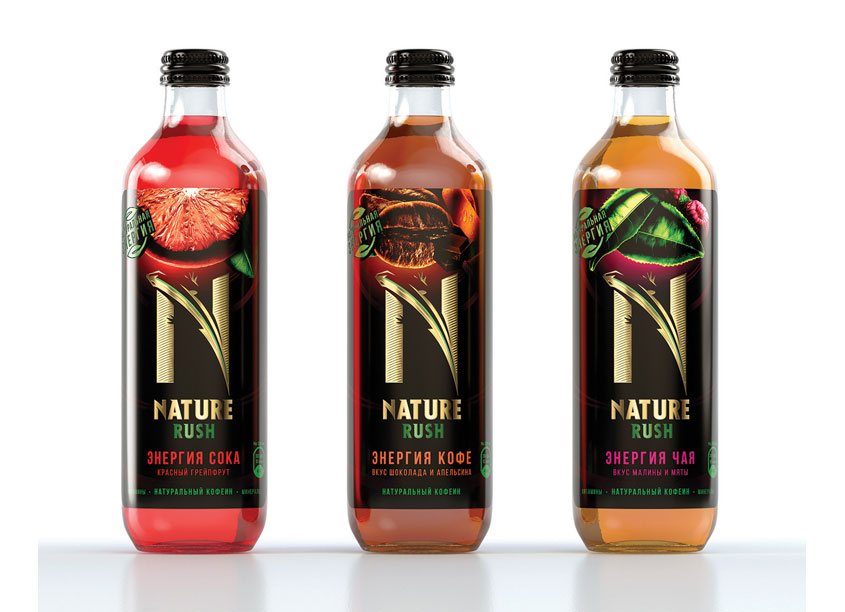 PepsiCo Design & Innovation Nature Rush (Russia)