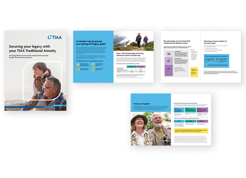 TIAA TIAA Traditional Annuity Brochure