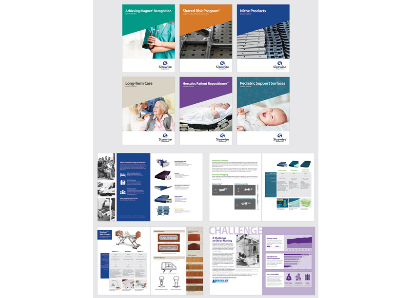 Sizewise Solutions Brochures by Sizewise