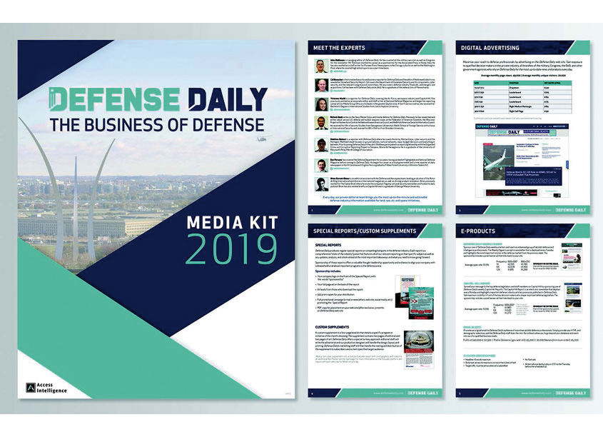 2019 Media Kit by Access Intelligence