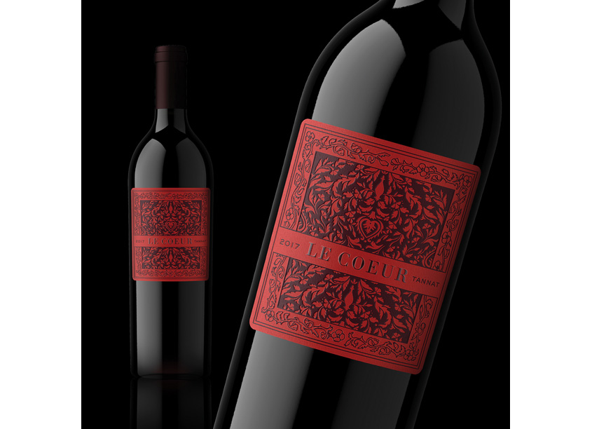 Le Coeur Tannat by Jackson Family Wines Creative