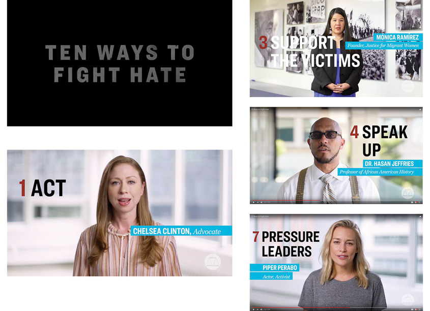 10 Ways To Fight Hate Video by Southern Poverty Law Center