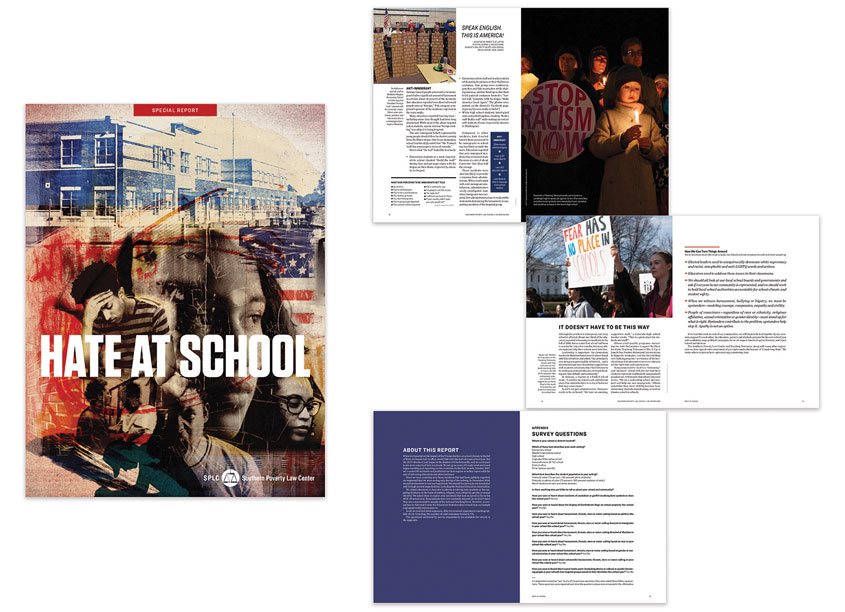 Hate at School Report by Southern Poverty Law Center