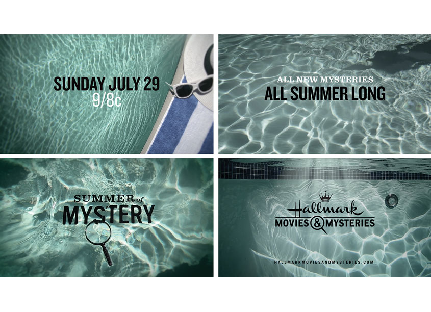 Summer of Mystery by Crown Media Family Networks