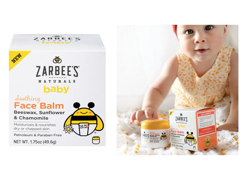 Zarbee's Baby Face Balm by Zarbee's Naturals