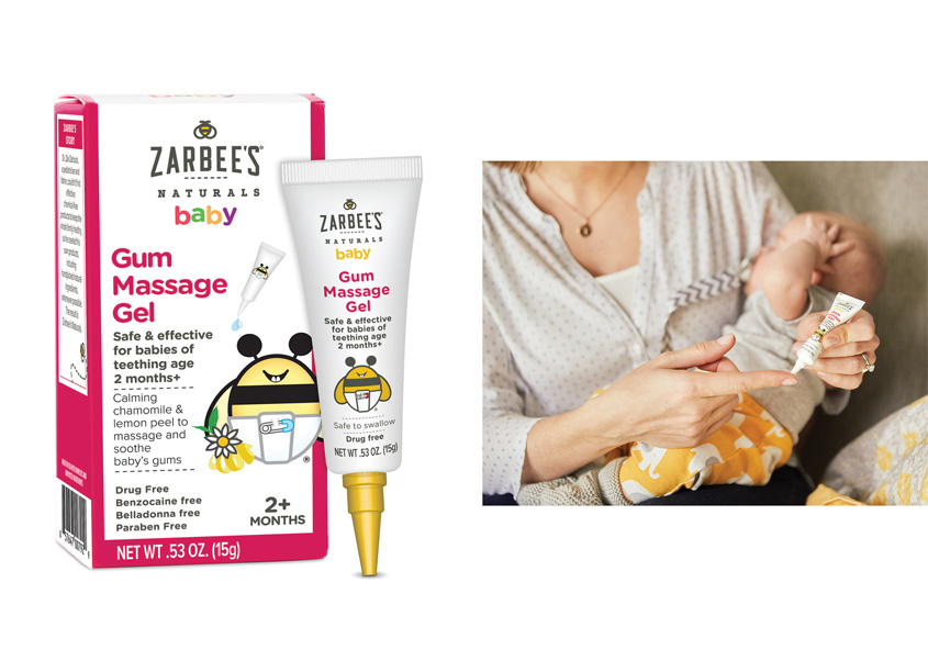 Zarbee's Baby Gum Massage Gel by Zarbee's Naturals