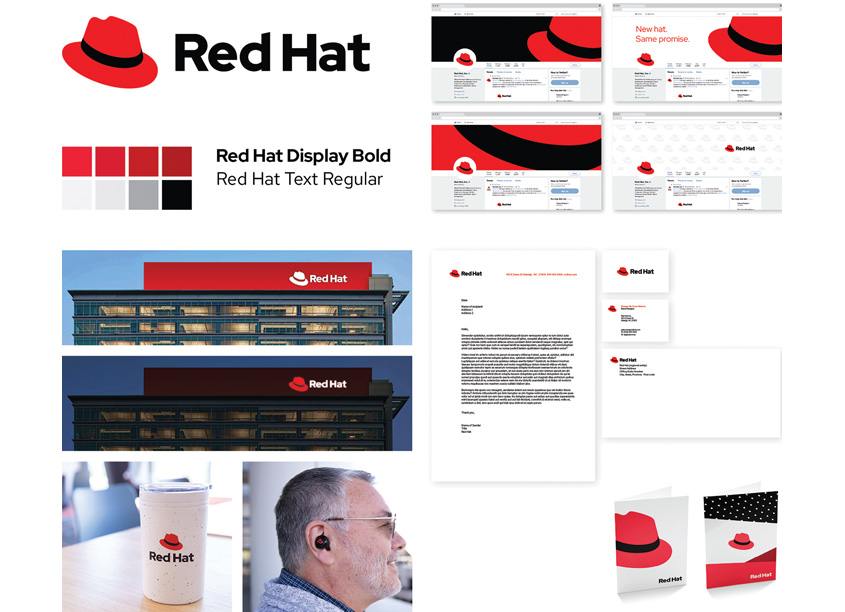 Red Hat Open Studio Red Hat Branding