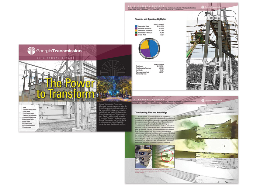 Georgia Transmission Corporation Georgia Transmission Corporation 2018 Annual Report