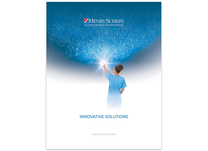 Innovative Solutions - Year In Review by Schein Creative Services