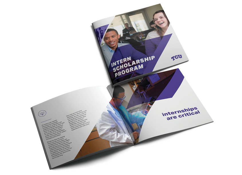 ISP Brochure by Texas Christian University (TCU) Student Affairs Marketing