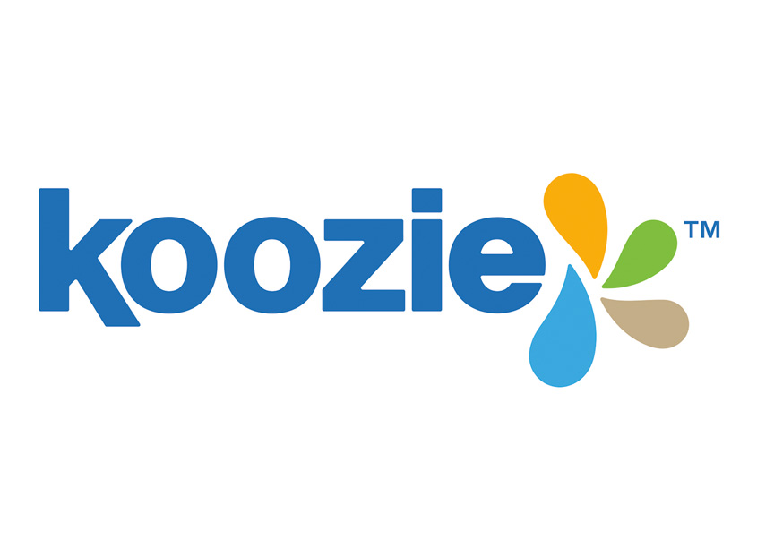 Koozie� Brand Logo Redesign by BIC Graphic Creative Design Team