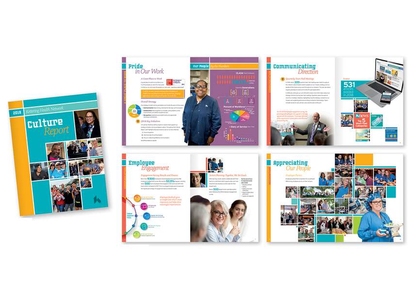 2018 Kettering Health Network Culture Report by Kettering Health Network Marketing & Communications