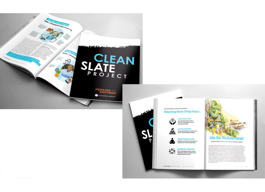 Clean Slate Project by Perkins Eastman