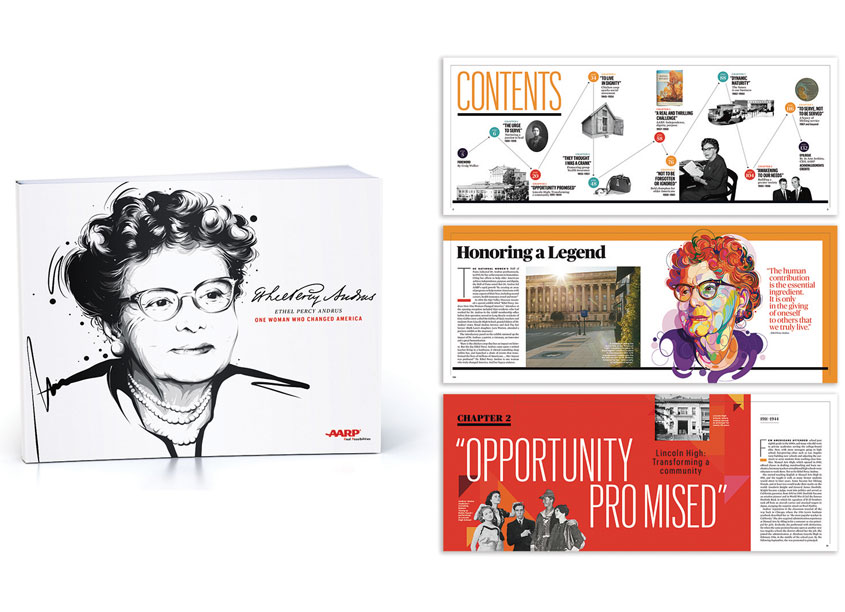 AARP Media Ethel Percy Andrus: One Woman Who Changed America