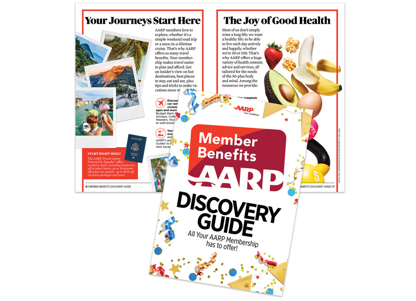 AARP Media AARP Membership Benefits Guide
